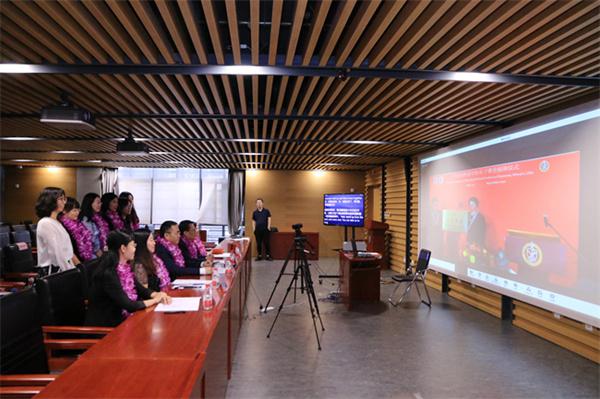 Maryknoll School Confucius Classroom opens