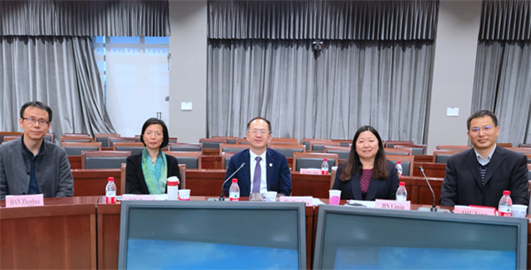 Confucius Institute at FAU holds Council meeting
